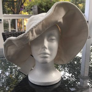NWT Y2K Bebe So Soft Corduroy Floppy Hat